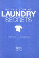 Betty s Book of Laundry Secrets Book PDF