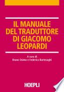 Il manuale del traduttore di Giacomo Leopardi