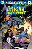 Batgirl   the Birds of Prey 1