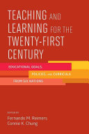Teaching and Learning for the Twenty First Century