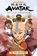 Avatar  The Last Airbender   The Lost Adventures