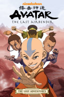 Avatar: The Last Airbender - The Lost Adventures Book