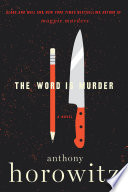 The Word is Murder Book PDF