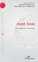Joseph Tonda Entre imaginaire et connaissance Book