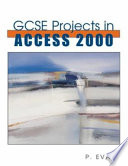 GCSE Projects in Access 2000