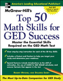McGraw  Hill s Top 50 Math Skills For GED Success