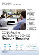 Ccna Routing and Switching 200 125 Network Simulator