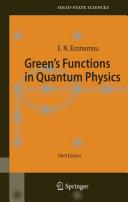download ebook green\'s functions in quantum physics pdf epub