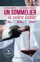 download ebook un sommelier à votre table pdf epub