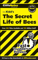 CliffsNotes on Kidd's The Secret Life of Bees Major Themes Plots Characters Literary Devices