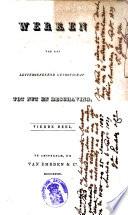 Werken van het Letteroefenend Genootschap tot Nut en Beschaving
