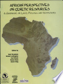 African Perspectives on Genetic Resources