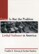 download ebook crime is not the problem pdf epub