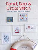 Sand  Sea   Cross Stitch