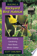 Building Backyard Bird Habitat