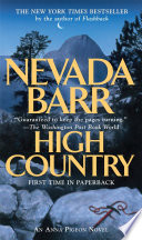 download ebook high country (anna pigeon mysteries, book 12) pdf epub