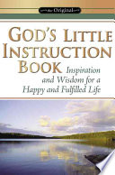 God's Little Instruction Book Original : scripture....