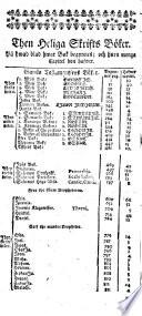 Biblia ... med korta summarier för hwart capitel, etc. [With a dedication by L. Molin.]