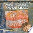 Land and Resources in Ancient Greece