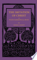 The Imitation Of Christ; Or, The Ecclesiastical Music : of christ by thomas ......