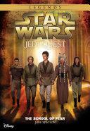download ebook star wars: jedi quest: the school of fear pdf epub