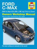 Ford C Max Service And Repair Manual