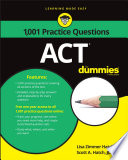 1 001 ACT Practice Problems For Dummies