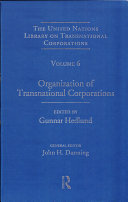United Nations Library on Transnational Corporations