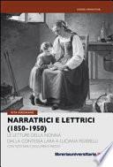 Narratrici e lettrici  1850 1950