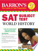 Barron s SAT Subject Test World History