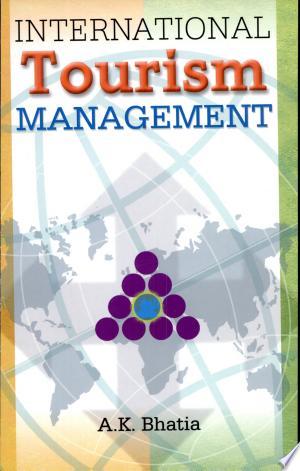 International Tourism Management - ISBN:9788120724129