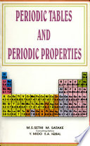 Periodic Table & Periodic Properties