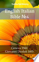 English Italian Bible No4