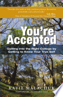 You're Accepted : appeal to everyone involved in the process--student,...