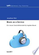 Music as a Service