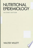 Nutritional Epidemiology