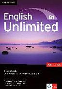 English Unlimited B1   Pre Intermediate  Coursebook with E Portfolio DVD ROM   3 Audio CDs