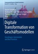 Digitale Transformation von Geschäftsmodellen