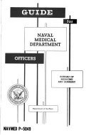 Guide for Naval Medical Department Officers