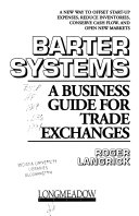 Barter Systems