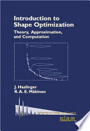 Introduction to Shape Optimization