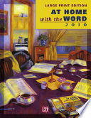 At Home with the Word 2010 Large Print Edition