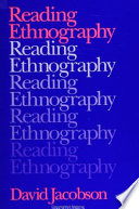 Reading Ethnography