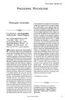 Bulletin critique du livre fran  ais