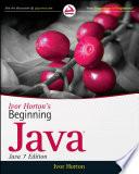 Ivor Horton s Beginning Java