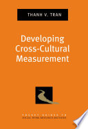 Pocket Guide to Developing Cross Cultural Measurement in Social Work Research and Evaluation