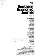 Southern Economic Journal