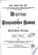 Herrn Johann Peter Falk