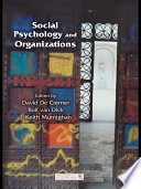 Social Psychology and Organizations