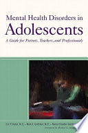 Mental Health Disorders in Adolescents